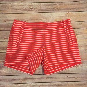 J. Crew Factory Chino Shorts, Size 4